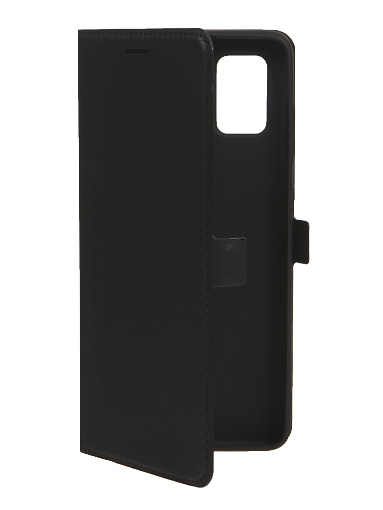 Чехол Krutoff для Samsung Galaxy A71 A715 Black 10390