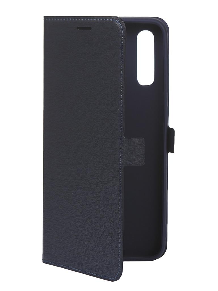 Чехол Krutoff для Samsung Galaxy A50 A505/A30s A307 Blue 10382