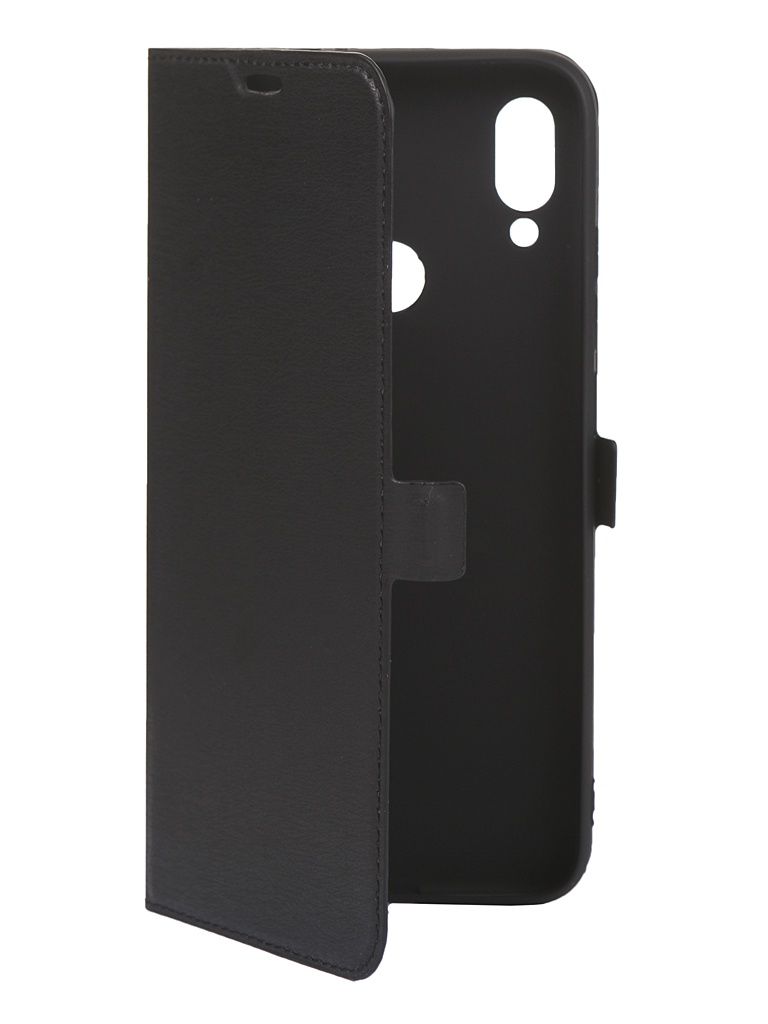 Чехол Krutoff для Xiaomi Redmi Note 7/Note 7 Pro Black 10386