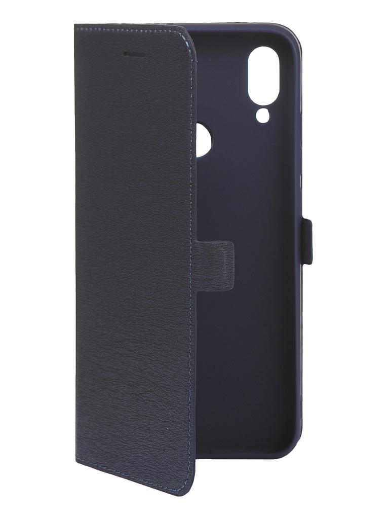 Чехол Krutoff для Xiaomi Redmi Note 7/Note 7 Pro Blue 10375