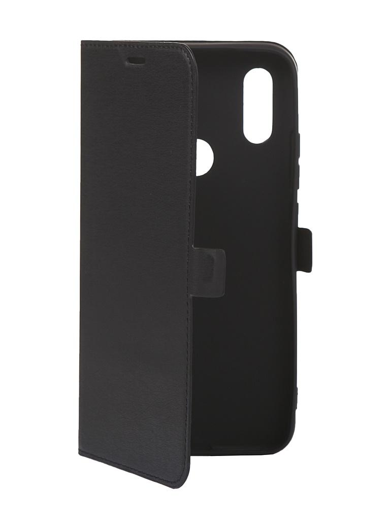 Чехол Krutoff для Xiaomi Redmi 7/Redmi Y3 Black 10365