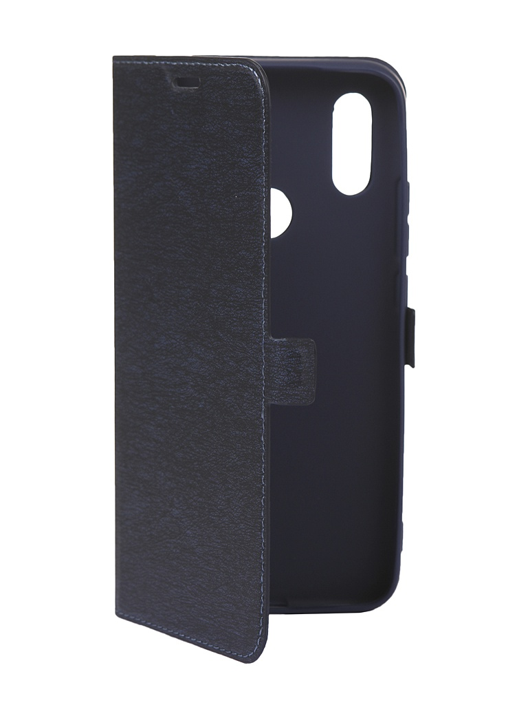Чехол Krutoff для Xiaomi Redmi 7/Redmi Y3 Blue 10364