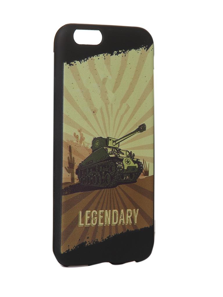 Чехол Krutoff для APPLE iPhone 6/6S Blitz Legendary 3 10327