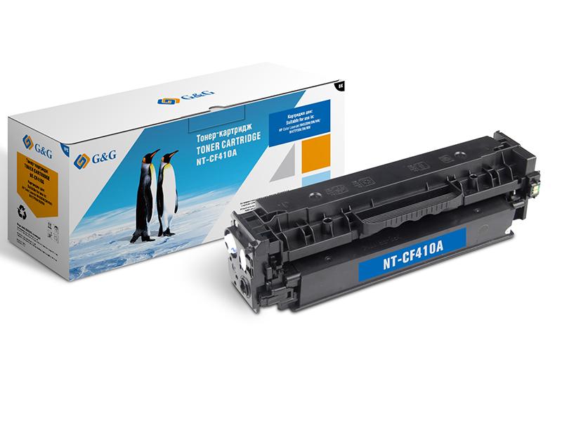 Картридж G&G NT-CF410A для HP LaserJet Color M452dn/M477fdn 2300k