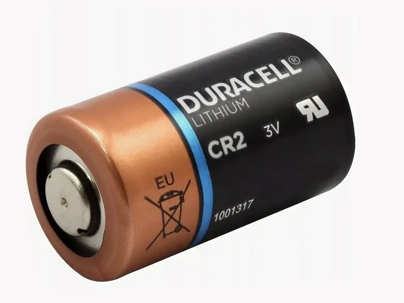 Батарейка CR2 - Duracell DR CR2/2BL (2 штуки)