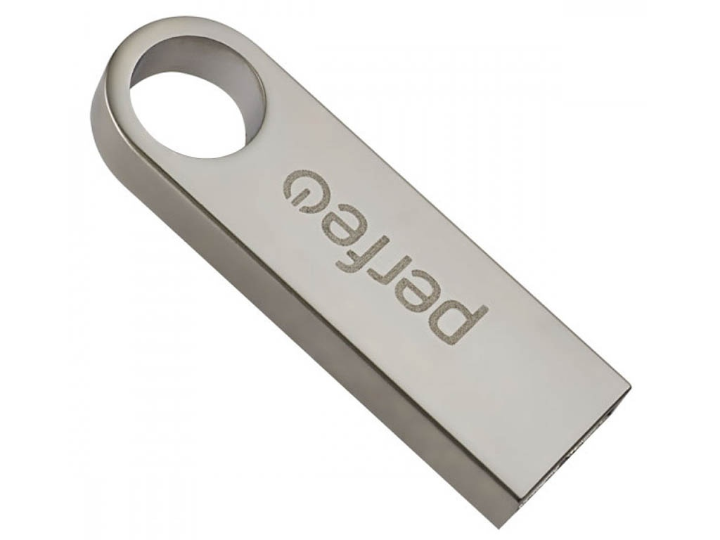 USB Flash Drive 64Gb - Perfeo M07 Metal Series PF-M07MS064