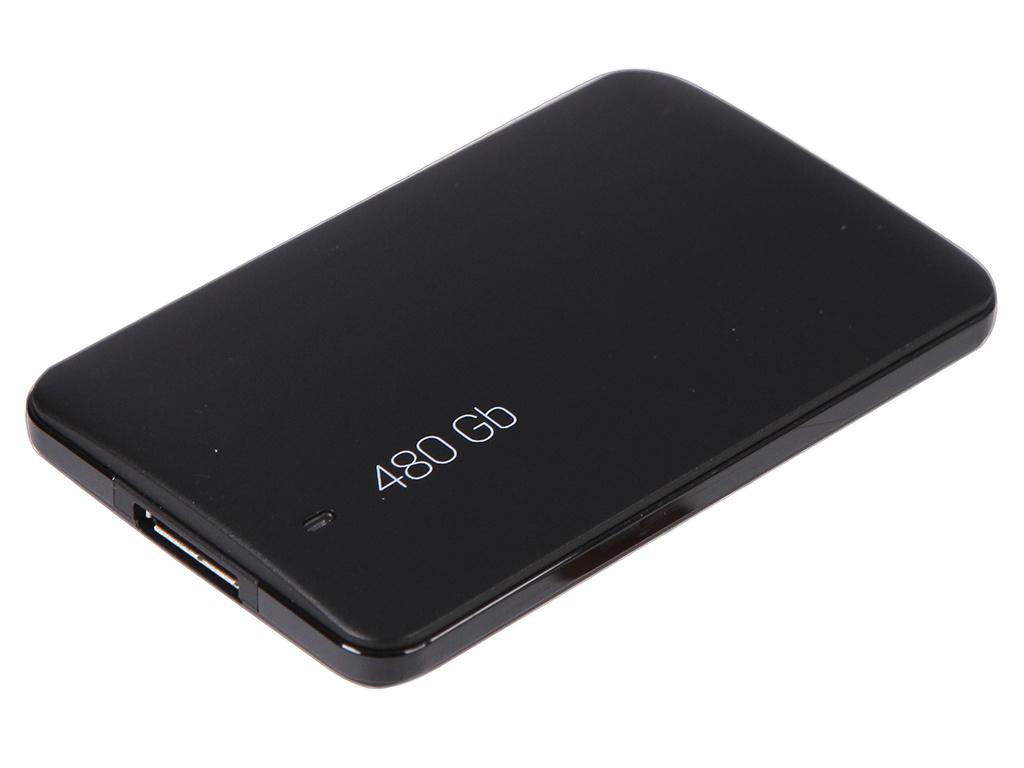 Твердотельный накопитель Perfeo External USB 3.1 480Gb Black PFSSD480GEXBL