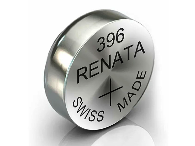 Батарейка R396 - Renata SR726W/10BL (10 штук)