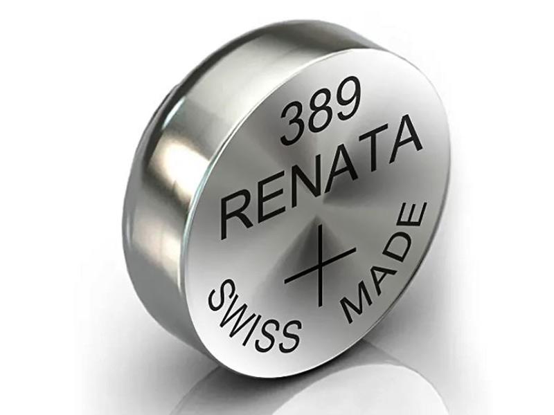 Батарейка R389 - Renata SR1130W/10BL (10 штук)