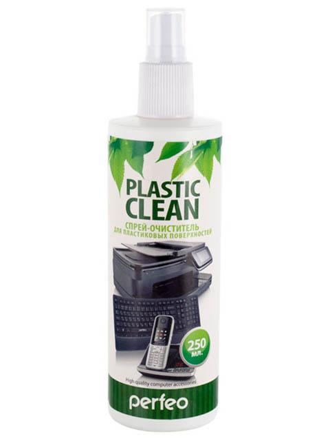 Спрей Perfeo Plastic Clean для пластиковых поверхностей 250ml PF-S/PC-250