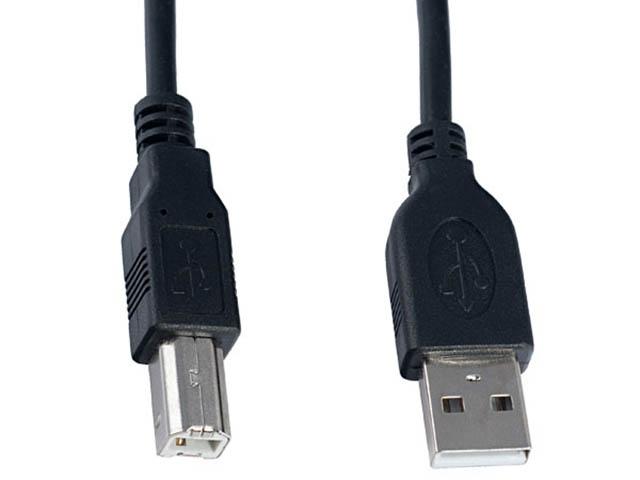 Аксессуар Perfeo USB 2.0 A - B 5m U4104