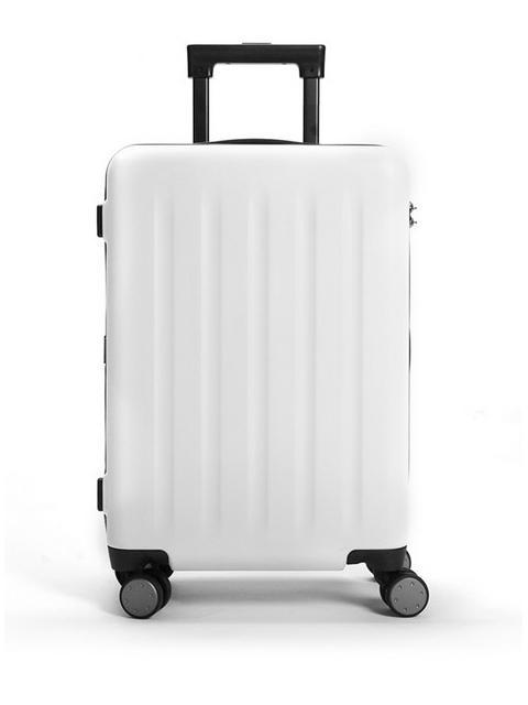Чемодан Xiaomi 90 Points Suitcase 1A 24 White