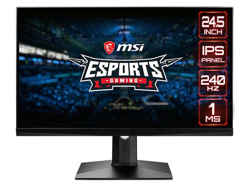 Монитор MSI Optix MAG251RX 9S6-3BA37T-010 монитор msi optix mag251rx 9s6 3ba37t 010