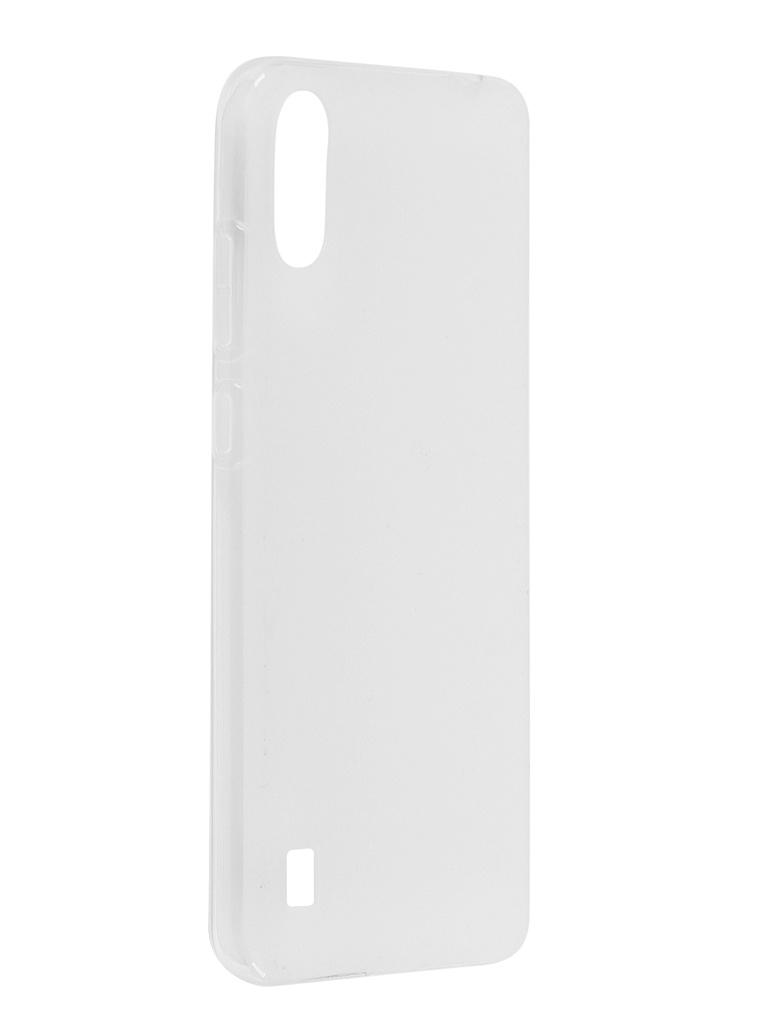 Чехол Zibelino для ZTE Blade A5 2020 Ultra Thin Case White ZUTC-M-ZTE-A5-2020-WHT