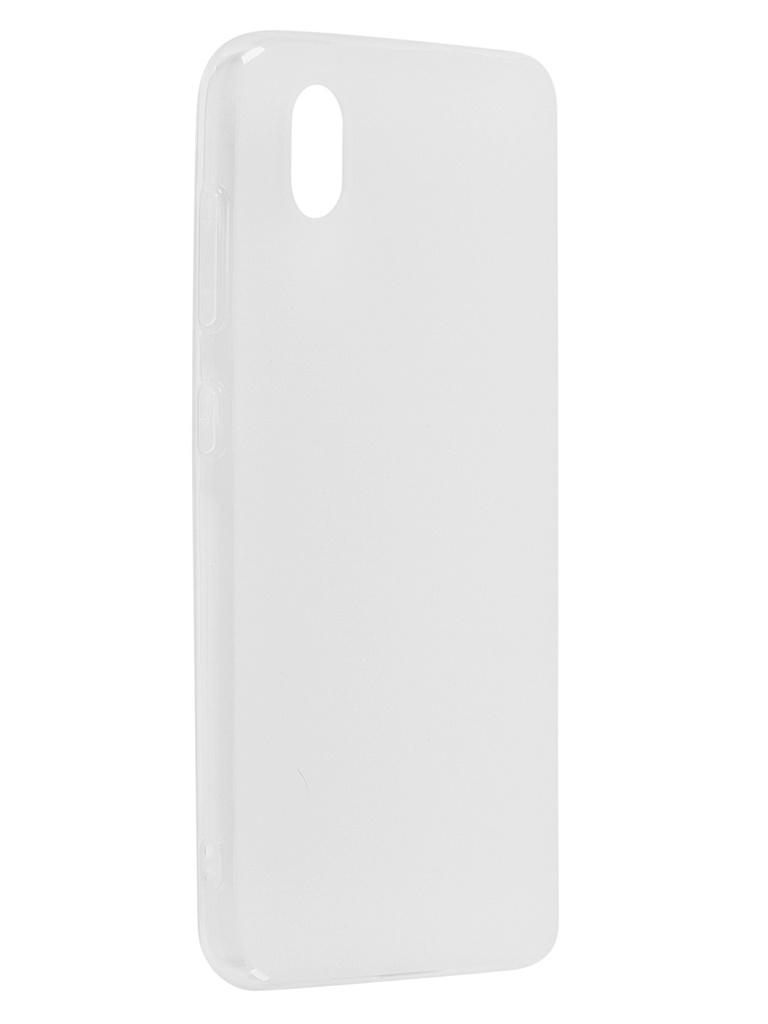 Чехол Zibelino для ZTE Blade A3 2020 Ultra Thin Case White ZUTC-M-ZTE-A3-2020-WHT