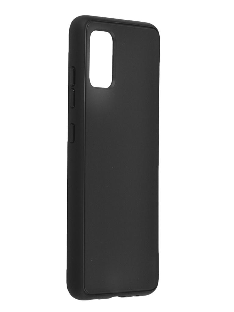 Чехол Brosco для Samsung Galaxy A51 Black SS-A51-ST-TPU-BLACK