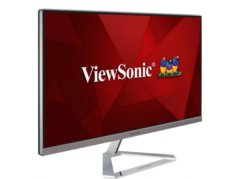 Монитор Viewsonic VX2776-4K-MHD Black-Silver