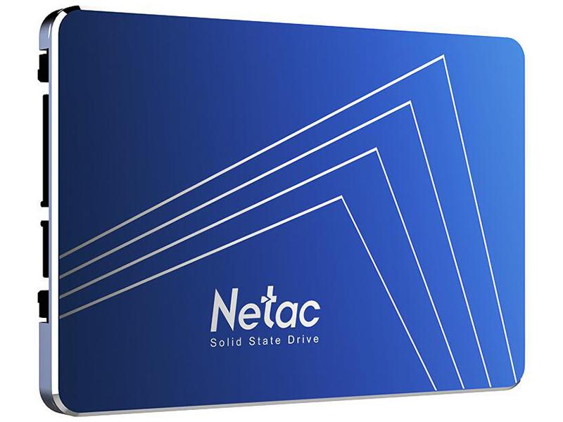 Твердотельный накопитель Netac Series Bulk N535S 60Gb NT01N535S-060G-S3X