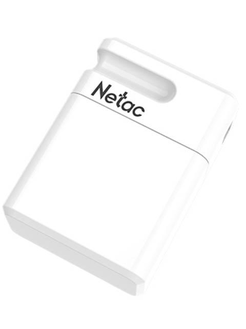 USB Flash Drive 64Gb - Netac U116 2.0 NT03U116N-064G-20WH