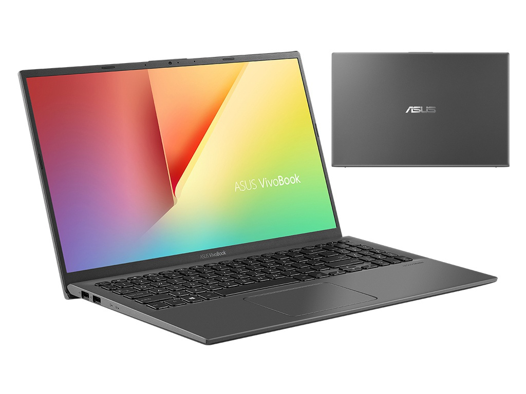 Ноутбук ASUS VivoBook X512DA-EJ992T Grey 90NB0LZ3-M15960 Выгодный набор + серт. 200Р!!!(AMD Ryzen 5 3500U 2.1 GHz/6144Mb/1000Gb/AMD Radeon Vega 8/Wi-Fi/Bluetooth/Cam/15.6/1920x1080/Windows 10 Home 64-bit)
