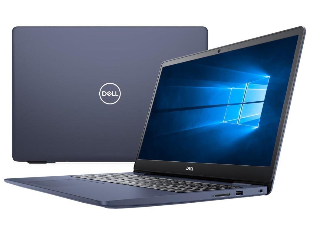 Ноутбук Dell Inspiron 5593 5593-7989 Выгодный набор + серт. 200Р!!!(Intel Core i7-1065G7 1.3GHz/8192Mb/512Gb SSD/nVidia GeForce MX230 4096Mb/Wi-Fi/Bluetooth/Cam/15.6/1920x1080/Windows 10 64-bit)