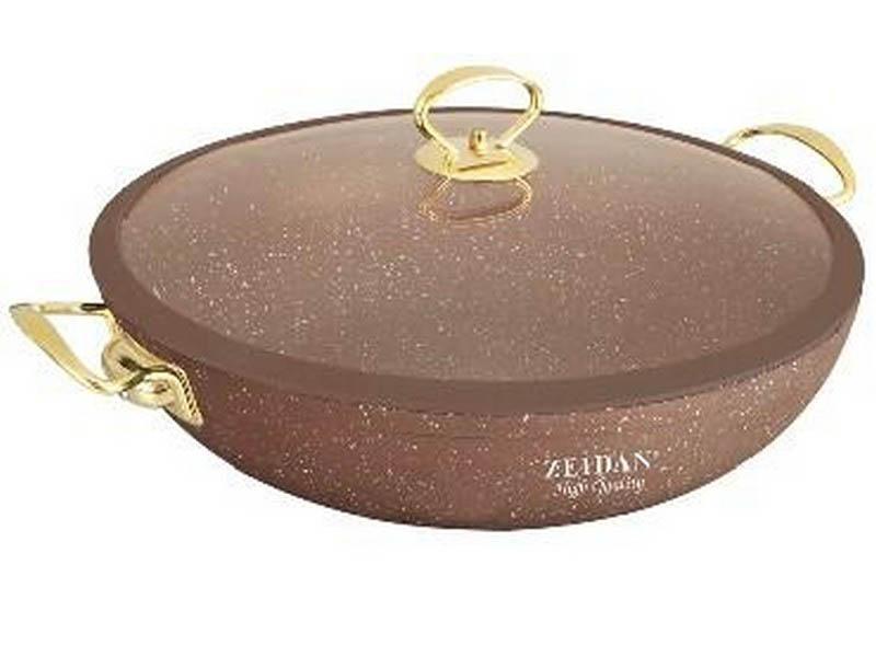 Сковорода Zeidan Вок 7L 32cm Z-50372