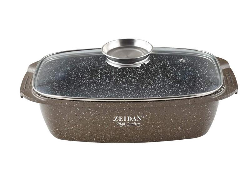 Сковорода Жаровня Zeidan 5L 30x21x11cm Z-50343 жаровня zeidan z 50309
