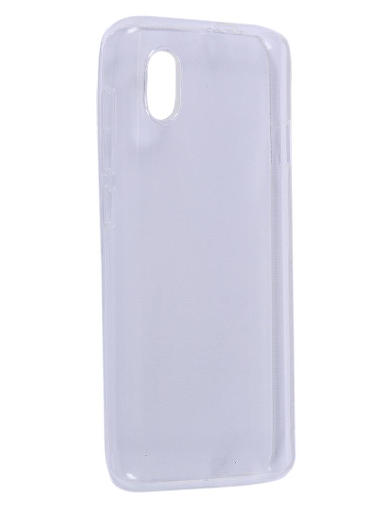 Чехол iBox для ZTE Blade L8 2019 Crystal Silicone Transparent УТ000021701