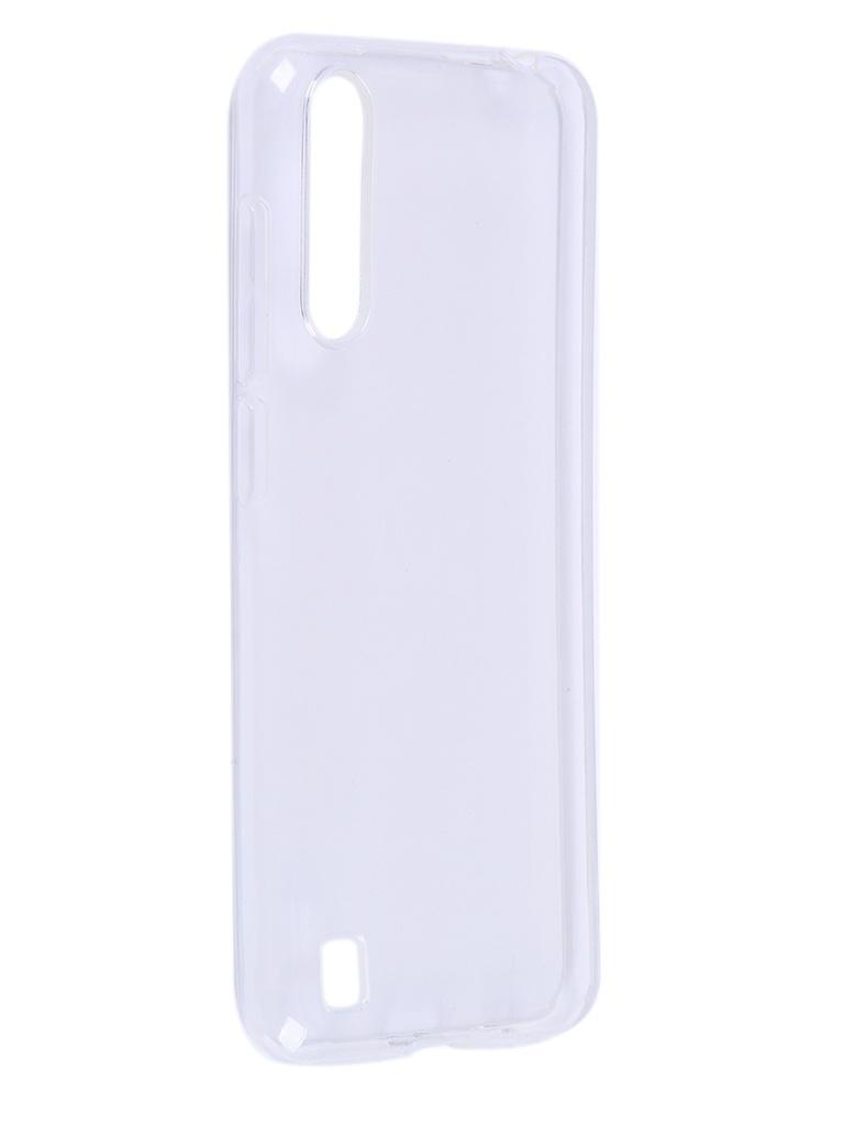 Чехол iBox для ZTE Blade A7 2020 Crystal Silicone Transparent УТ000021699