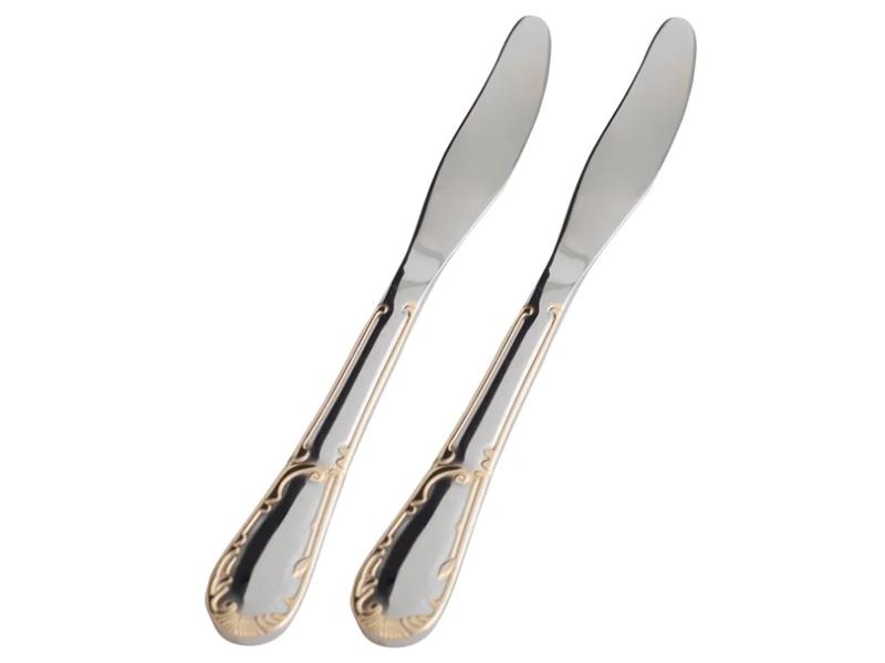 Набор столовых ножей RemiLing Bordeaux Gold 5590555905