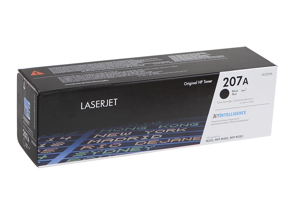 Картридж HP 207A Black W2210A для M255/MFP M282/M283