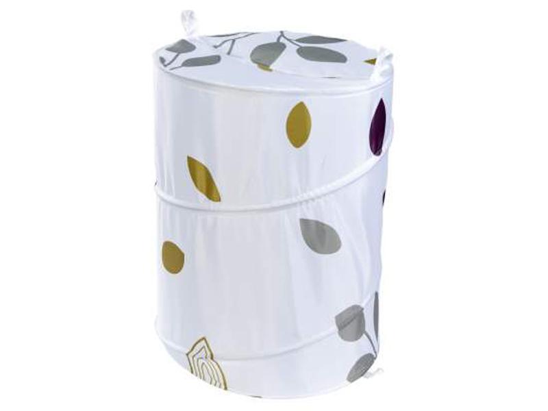 Корзина для белья Aquarius Эйфория Brown-White 61880