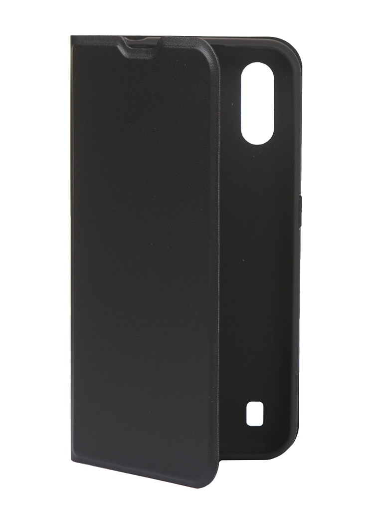 Чехол Red Line для Samsung Galaxy M01 Book Cover Black УТ000021573