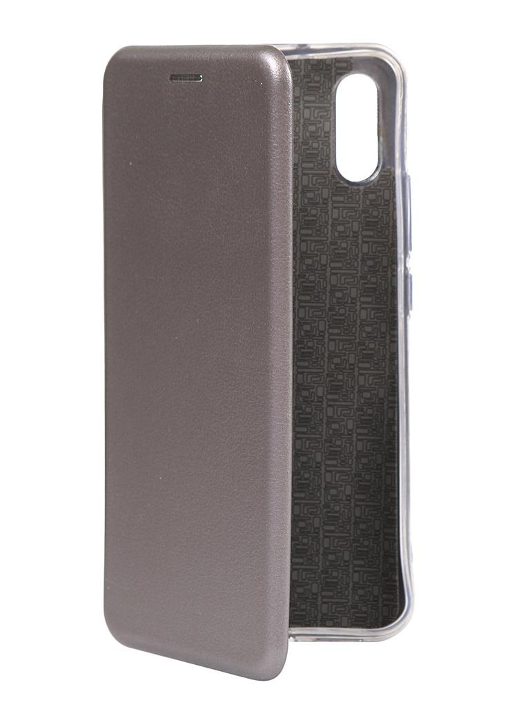 Чехол Red Line для Xiaomi Redmi 9A Unit Grey УТ000021951