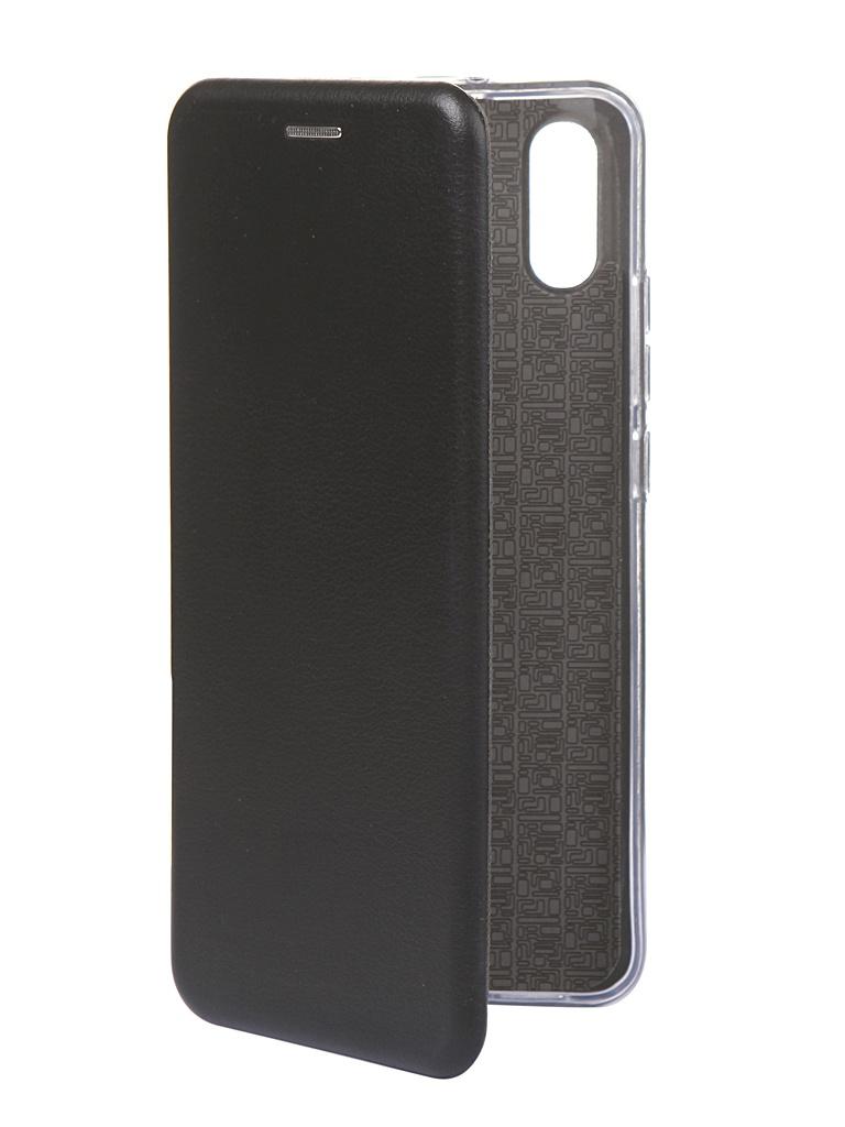 Чехол Red Line для Xiaomi Redmi 9A Unit Black УТ000021954