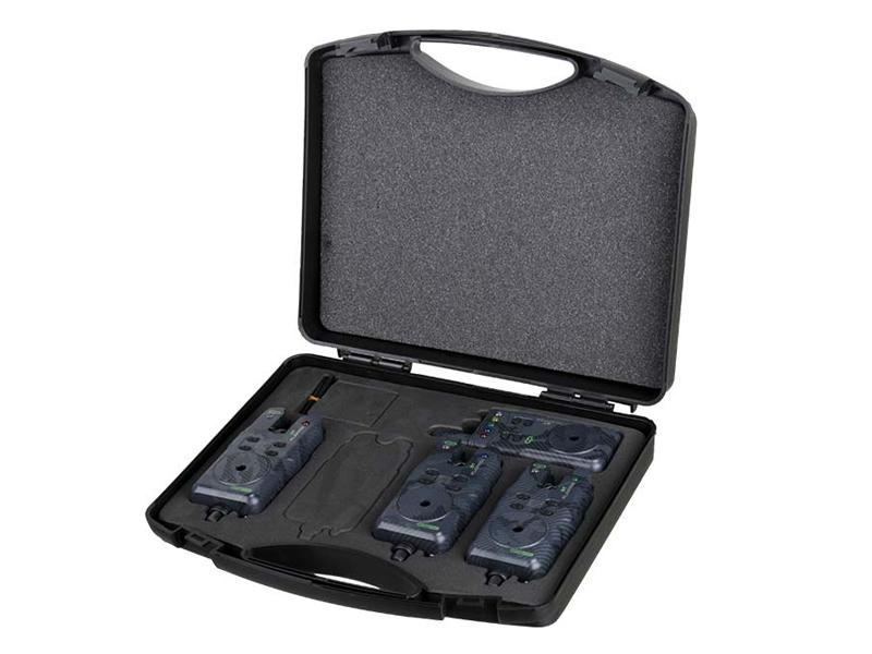 Набор сигнализаторов поклевки Carp Pro Flapper ST 3+1 Camo 269848