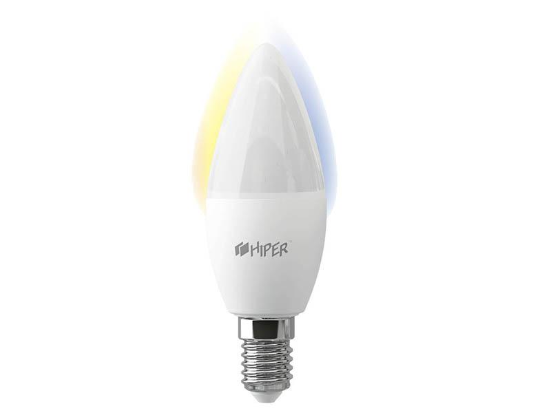 Лампочка Hiper IoT C1 White HI-C1W