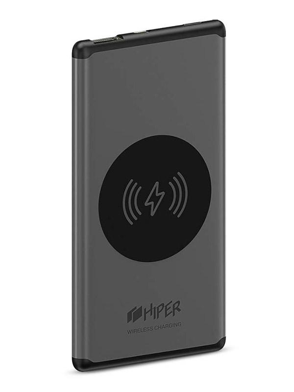 Внешний аккумулятор Hiper Nano V 5000mAh Space Gray