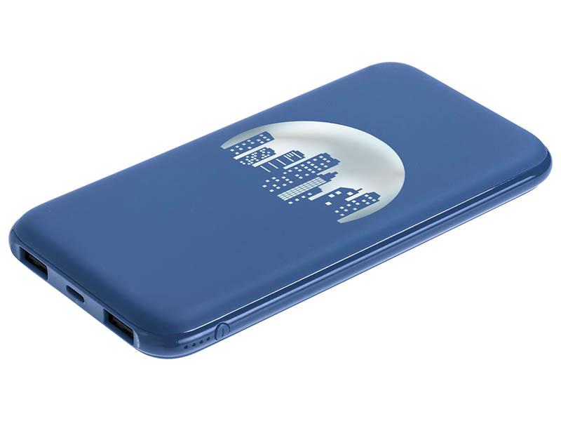Внешний аккумулятор Indivo markBright City 10000mAh Blue 15556.40