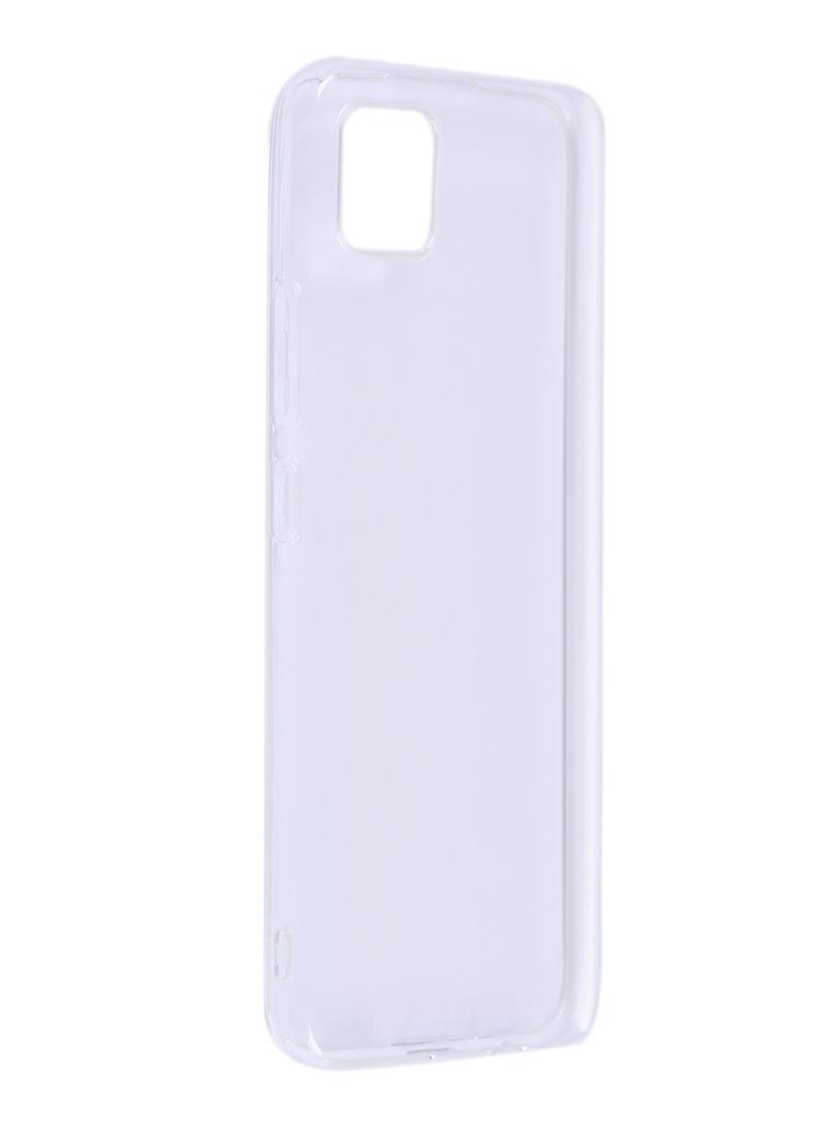Чехол DF для Realme C11 Silicone Super Slim rmCase-03