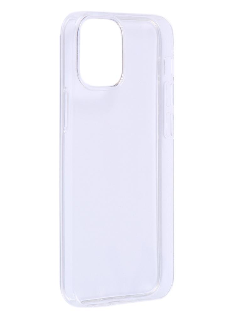 Чехол Pero для APPLE iPhone 12 Pro Silicone Clip Case Transparent CC01-I12PTR