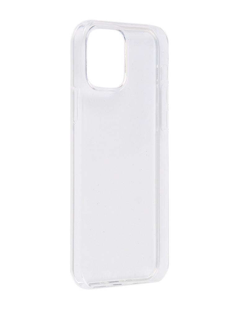 Чехол Pero для APPLE iPhone 12 Pro Silicone Clip Case Transparent CC01-I12TR