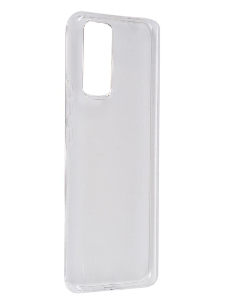 Чехол Pero для Honor 30 Silicone Clip Case Transparent CC01-H30TR