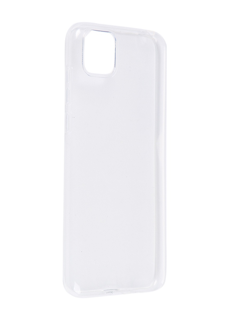Чехол Pero для Honor 9S / Y5p Silicone Clip Case Transparent CC01-H9STR