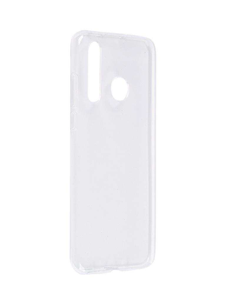 Чехол Pero для Huawei Nova 4 Silicone Clip Case Transparent CC01-HN4TR