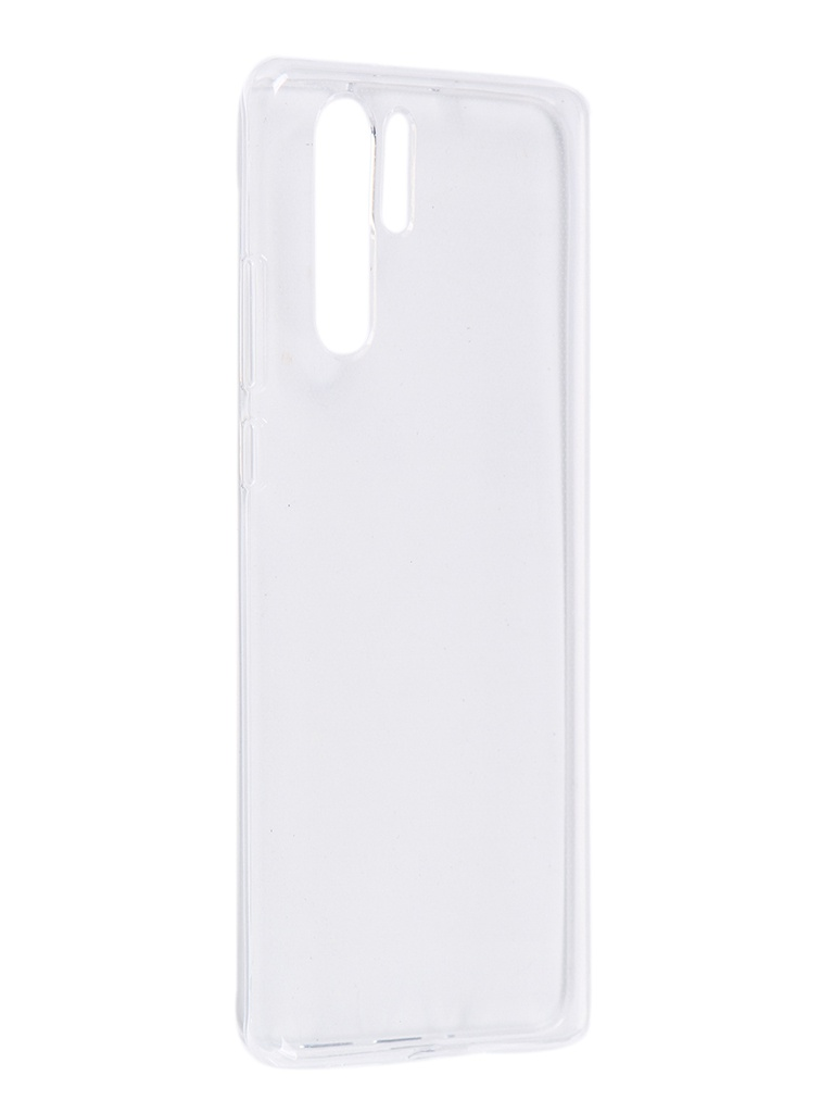 Чехол Pero для Huawei P30 Pro Silicone Clip Case Transparent CC01-HP30PTR
