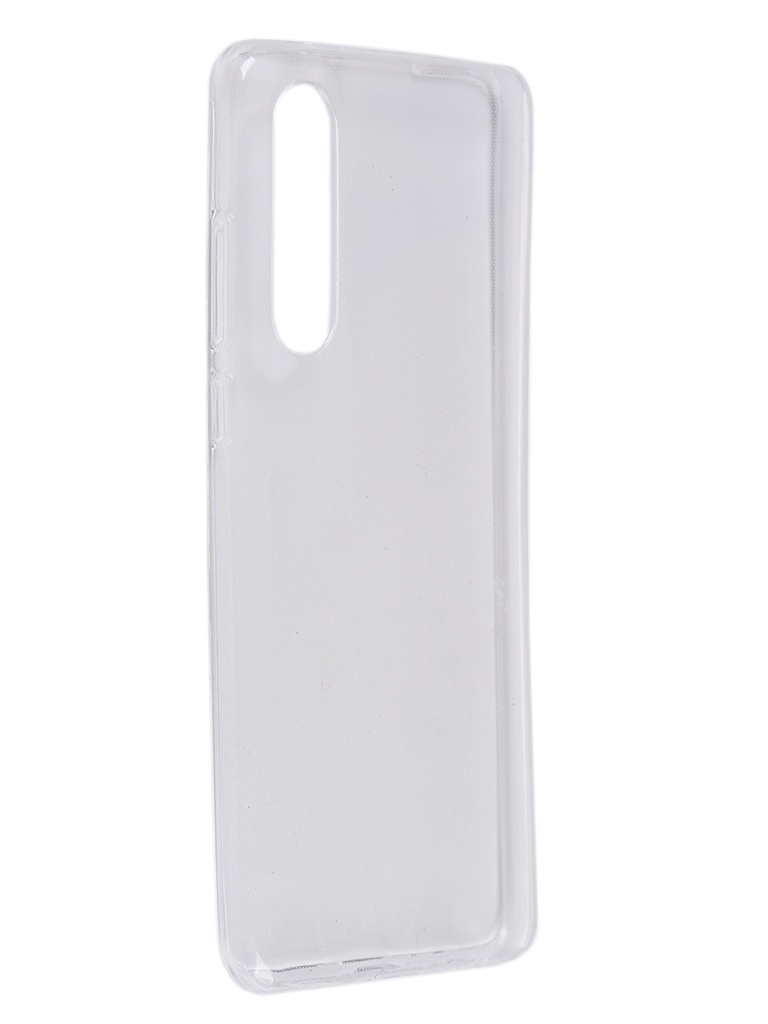 Чехол Pero для Huawei P30 Silicone Clip Case Transparent CC01-HP30TR