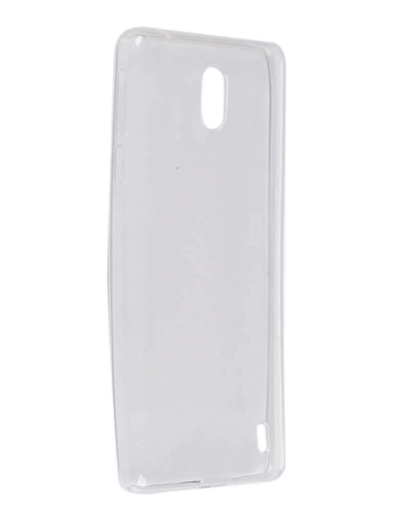 Чехол Pero для Nokia 1 Plus Silicone Clip Case Transparent CC01-N1PTR