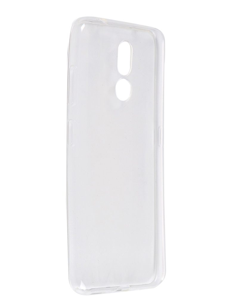 Чехол Pero для Nokia 3.2 Silicone Clip Case Transparent CC01-N32TR