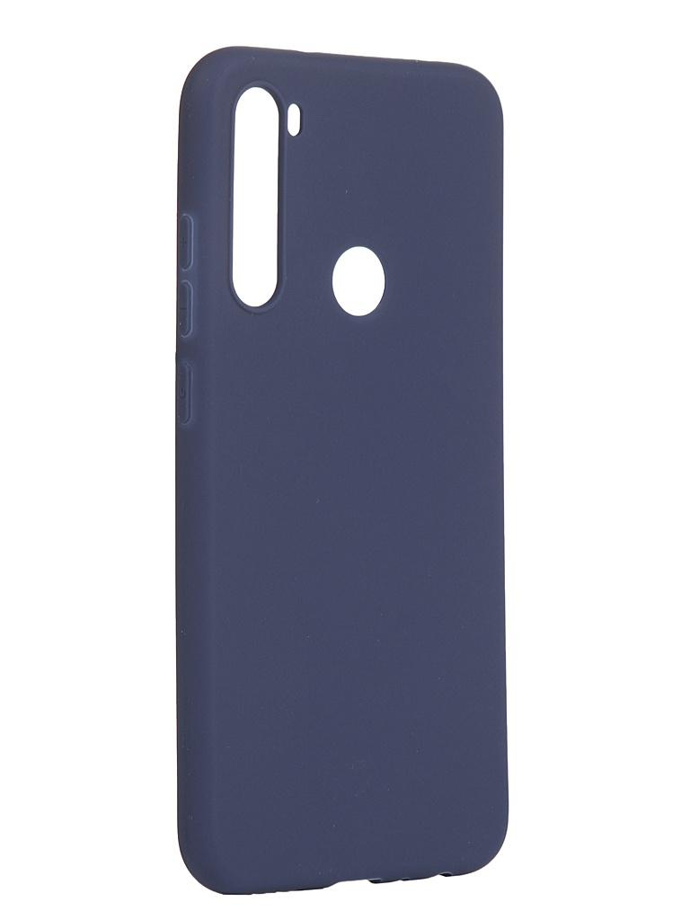 Чехол Pero для Xiaomi Redmi Note 8 Blue CC01-RN8BL